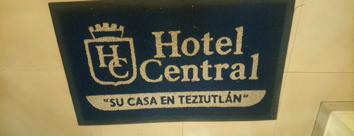 Hotel Central is one of สถานที่ที่ Mari ถูกใจ.