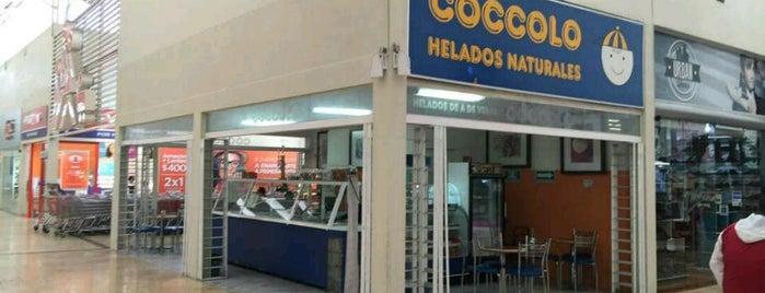 Helados Coccolo is one of สถานที่ที่ Pablo ถูกใจ.