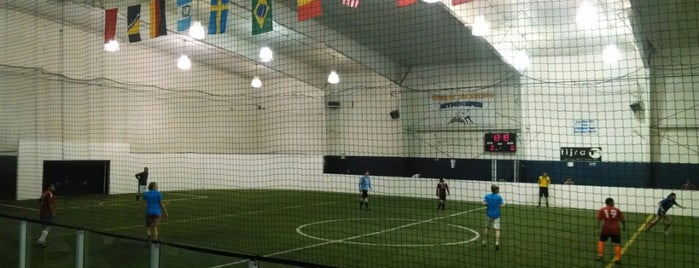 Golden Goals Sports Complex is one of Guthrie's Liked Places.