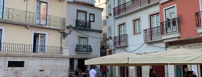 Travessa do Fado is one of Portugal.