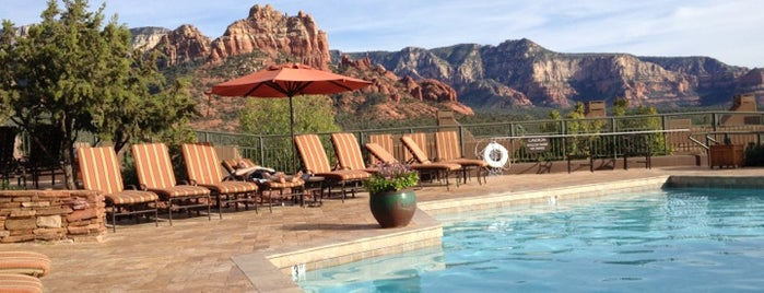 Hyatt Residence Club Sedona, Piñon Pointe is one of Phoenix.