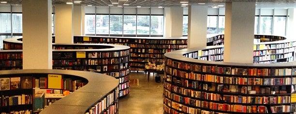 Livraria da Vila is one of Viaje Sao Paulo.