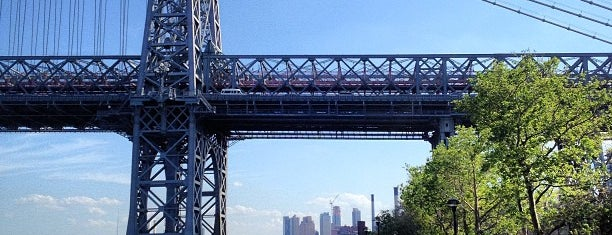 East River Running Path is one of Want to Try.