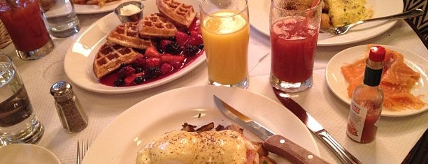 Balthazar is one of Brunch!!! NYC.