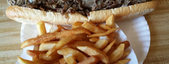 LaSpada's Original Philly Cheesesteak Hoagies is one of Lieux sauvegardés par Carlo.