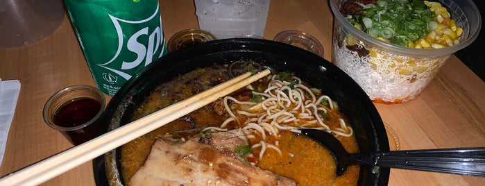 Tatsu Ramen is one of To do Manhattan.
