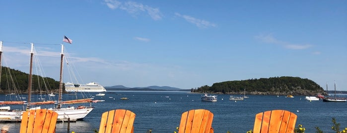 Terrace Grill At The Bar Harbor Inn is one of Bar Harbor.