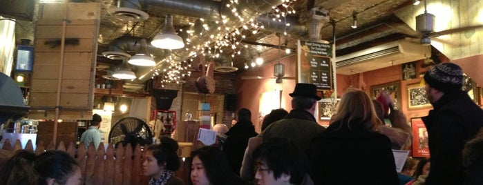 The Grey Dog - Union Square is one of All-time favorites in United States (Part 1).