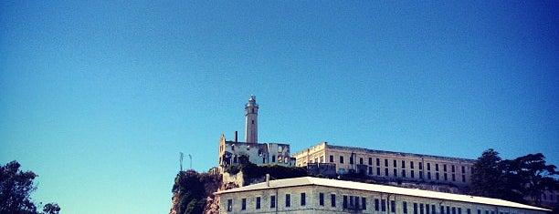 Alcatraz Island is one of SF Visit.