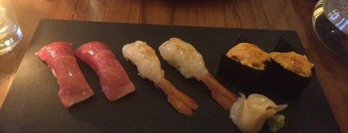 Momotaro is one of chicago food.