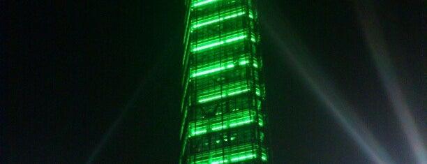 プレイパークゴールドタワー is one of 日本夜景遺産.