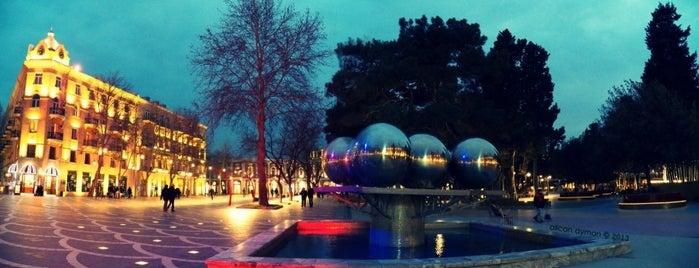 Baku is one of Orte, die Özcan Emlak İnş 👍 gefallen.