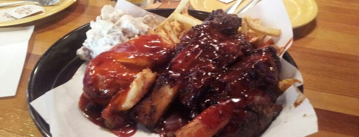 Phil's BBQ is one of Must Visit Restaurants.