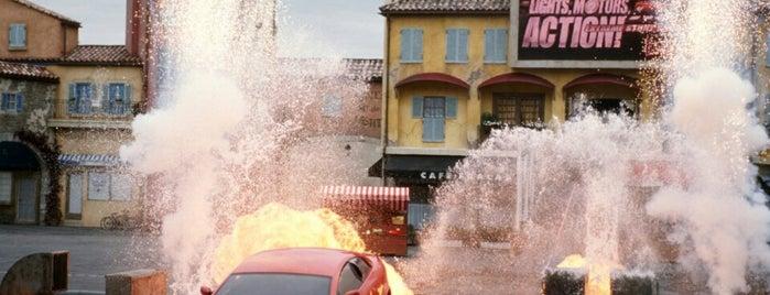 Lights, Motors, Action! Extreme Stunt Show is one of Walt Disney World.