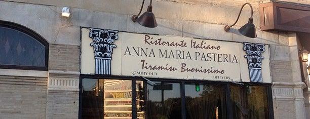 Anna Maria Pasteria is one of Gespeicherte Orte von DANIEL.