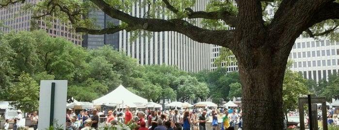 The Houston International Festival is one of Bonnie'nin Beğendiği Mekanlar.