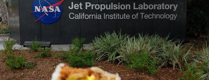 Jet Propulsion Laboratory is one of สถานที่ที่บันทึกไว้ของ leoaze.