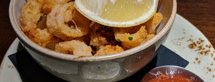Prawn Coastal Cuisine is one of LA/SoCal.