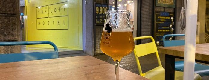 La Menuda - Craft Beer & Crazy Food is one of Barcelona.