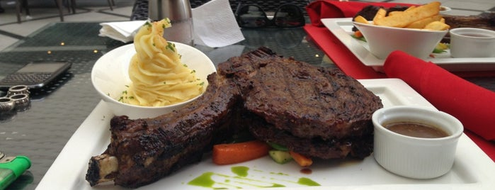 The SteakCompany is one of MUSCAT.
