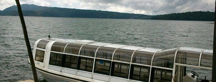 Lago De Zirahuen is one of Posti che sono piaciuti a Sergio M. 🇲🇽🇧🇷🇱🇷.
