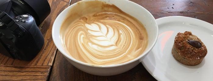 La Boulangerie de San Francisco is one of Coffee.