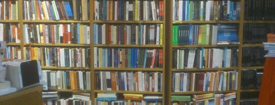 Kolmen sepän kirjakauppa is one of Helsinki Book Stores & Libraries.