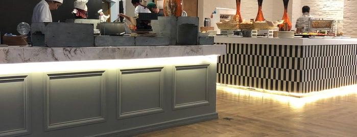 Cafe Urbano is one of Posti che sono piaciuti a Claudia.