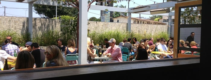 Sunny Spot is one of LA brunch.
