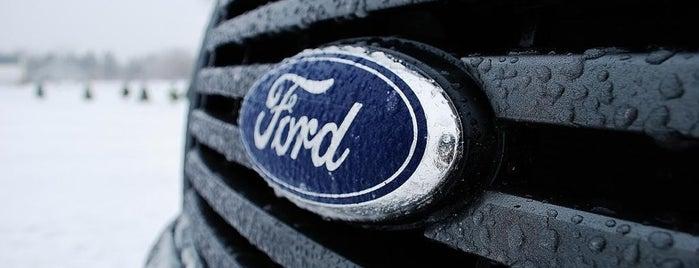 Eide Ford Lincoln is one of Kurt'un Beğendiği Mekanlar.