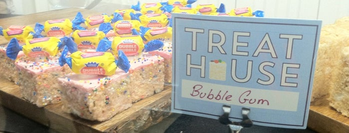 Treat House is one of Gluten Free.