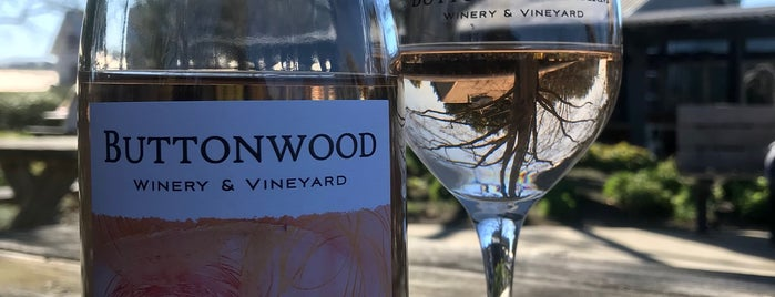 Buttonwood Farm and Winery & Vineyard is one of Santa Barbara.