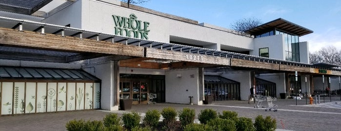 Whole Foods Market is one of Baltimore.