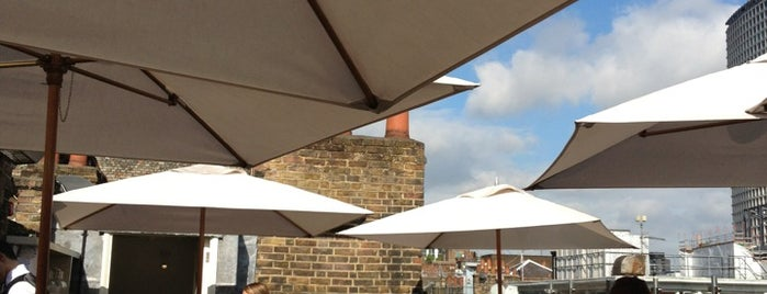 Soho House is one of London's great locations - Peter's Fav's.