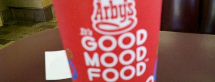 Arby's is one of dining favs.