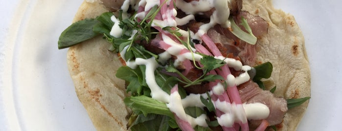 Taco Madness at Grand Park is one of viaje L.A..