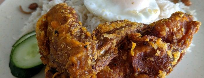 Nasi Lemak Specialist is one of Hawker Stalls I Wanna Try... (3).