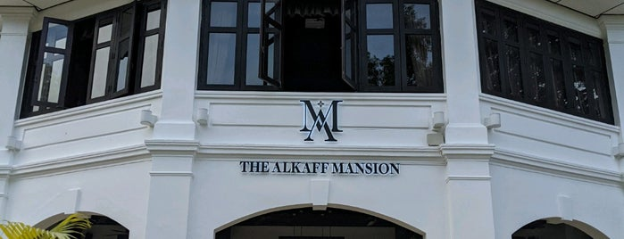 Alkaff Mansion is one of SINGAPORE SEE DO EAT.