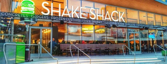 Shake Shack is one of Las Vegas '15.