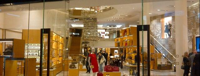 Louis Vuitton is one of Las Vegas Racked 38.