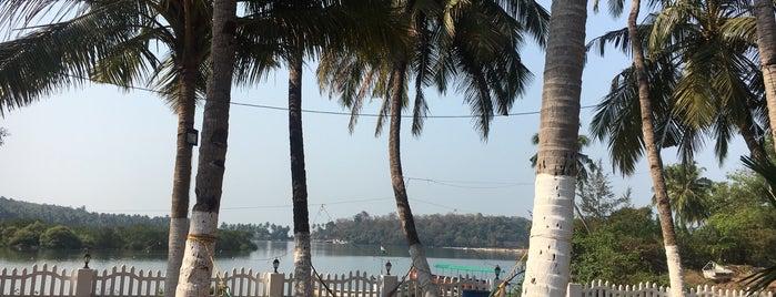 Galgibaga is one of Goa.