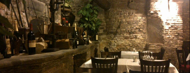 Eat and Drink in Rome