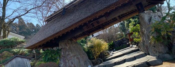 源泉 茶目湯殿 is one of 温泉.