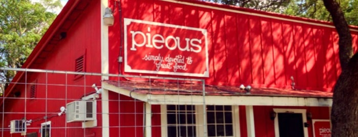 Pieous is one of Best of Austin/San Antonio.