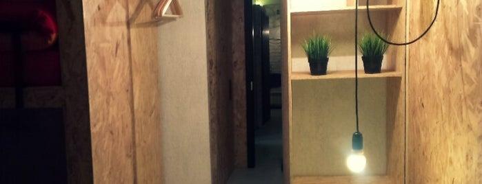 Simple Hostel is one of Lugares favoritos de Elena.