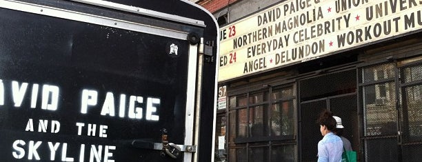 Double Door is one of Must-visit Music Venues in Chicago.
