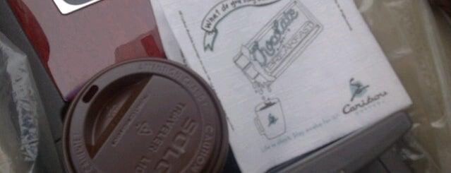 Caribou Coffee is one of Tempat yang Disukai Omar.