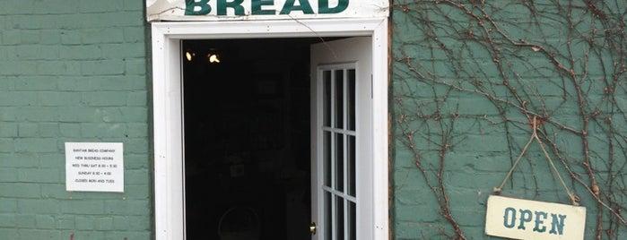 Bantam Bread Co. is one of สถานที่ที่ Charlie ถูกใจ.