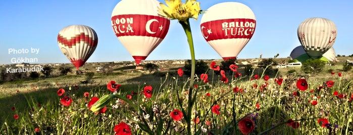 Kapadokya Kaya Balon is one of Gittiğim Önemli Yerler.
