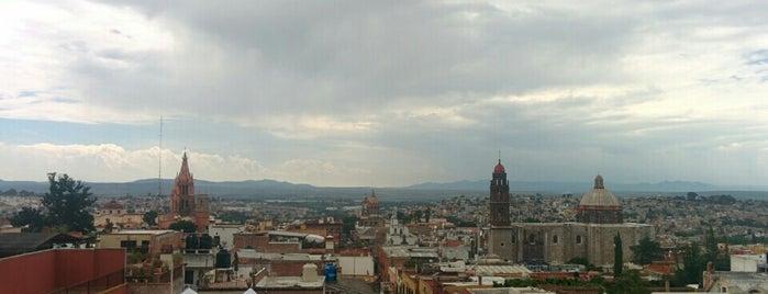 El Palomar is one of San miguel.